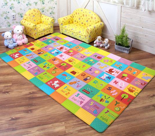 231Игровой детский коврик