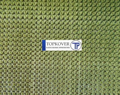 Щетинистое покрытие Травка модульная салатовая